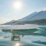 barco cabinado intraborda