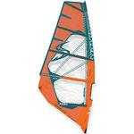 vela de windsurf de olas