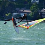 tabla de windsurf de olas