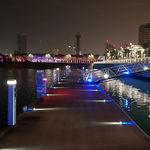iluminación para pantalanes LED