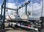 remolque de manipulación / para velero / hidráulico