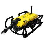 ROV submarino de intervención / para inspección del casco