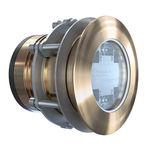 iluminación subacuática para barco / para yate / LED / a ras