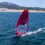 vela de windsurf de race