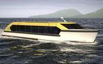 barco profesional barco turístico / barco de salvamento / barco de desembarco / diésel
