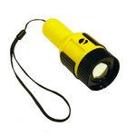 lámpara de destellos / para balsa salvavidas / LED / de mano