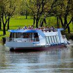barco turístico / electrosolar / cero emisiones