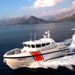 barco de vigilancia / intraborda / de aluminio