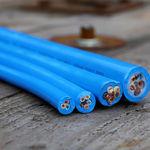 cable eléctrico / marino / para la acuicultura