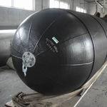 defensa para puerto / de muelle / cilíndrica / inflable