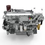 motor intraborda / para barco profesional / diésel