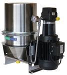 unidad de filtración de aceite de lubricación