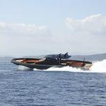 embarcación neumática intraborda