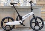 bicicleta plegable eléctrica