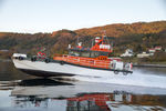 barco profesional embarcación piloto / IPS drive intraborda / de aluminio