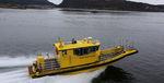 barco profesional barco de búsqueda y rescate / intraborda / de aluminio / con casco rígido