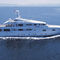 megayate de crucero / de acero