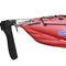 kayak sit-on-top / inflable / de mar / de travesía