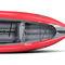 kayak sit-on-top / inflable / de travesía / 1 plaza