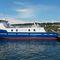 barco profesional barco de transporte logístico / intraborda / diésel / de aluminio
