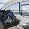 barco cabinado intraborda / con hard-top / de crucero / de deporte