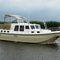 cabin-cruiser intraborda / con hard-top / con fly / fluvial