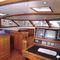 superyate de vela de lujo de crucero / con popa abierta / de aluminio / con 4 camarotes
