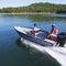 bay boat fueraborda