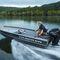 bay boat fueraborda / de pesca deportiva / de aluminio / 4 personas máx.