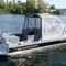 barco open hidrojet / de pesca deportiva