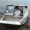 barco de motor de pesca-paseo hidrojet