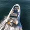 embarcación neumática fueraborda / con consola central / de deporte / 14 personas máx.