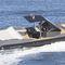 embarcación neumática intraborda / semirrígida / con consola central / con hard-top