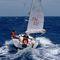 velero de crucero rápido