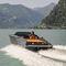 runabout intraborda / con doble consola / embarcación auxiliar para mega-yate / 6 personas máx.
