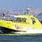 barco de pasajeros / IPS drive intraborda / de aluminio