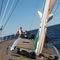 botavara para velero