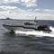 asiento piloto / para barco de uso profesional / respaldo alto / ajustable