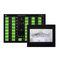 panel de mando y control marino