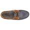 zapato de cubierta / para hombre / de cuero