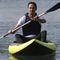chaleco de ayuda a la flotabilidad de deporte náutico / para canoa y kayak / para hombre / de espuma