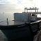 embarcación piloto / lancha amarradora / intraborda