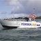 barco profesional barco de pasajeros / fueraborda / de aluminio