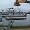 pantalán flotante / de trabajo / para puerto deportivo / de aluminio