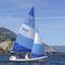 barco de vela ligera doble