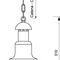 plafón de interior / para buque / bombilla de incandescencia para iluminación