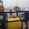 chigre para buque / para cable umbilical de ROV / motor eléctrico