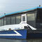 ferri de pasajeros catamaránVEGA 120Navgathi Marine Design & Constructions
