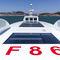 barco profesional barco de pasajeros / intraborda / diésel / de aluminio