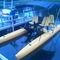 Hidropedal 4 plazas / propulsión eléctrica / de plástico